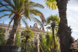 Accompagnement des Parcs et Jardins de la Ville de Nancy pour leur événement annuel : le Jardin Éphémère.